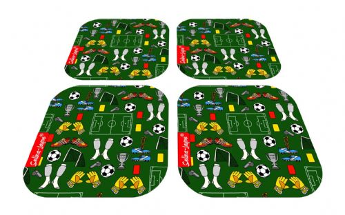 Selina-Jayne Football Limited Edition Designer Coaster Gift Set